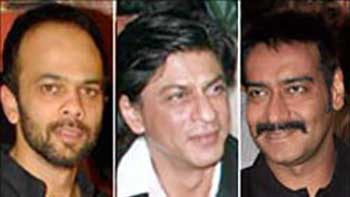 Rohit Shetty Wants To Bring Ajay Devgn & SRK Together