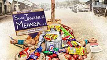 'Saare Jahaan Se Mehnga' is a satire on rising inflation