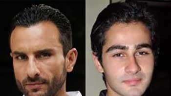 Saif Ali Khan to Launch Armaan Jain- Kareena Kapoor's Cousin
