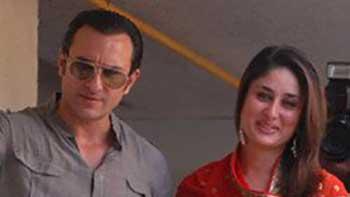 Saif & Kareena Are Now Husband & Wife