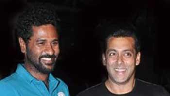 Salman Khan Seeks Prabhu Deva's Advise For 'Dabangg 2' Action Scenes