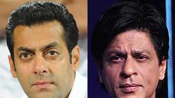 Salman Khan Takes Shahrukh's Side On 'Big Boss'.