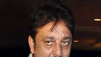 Sanjay Dutt Spotted with Walking Stick Due to Knee Surgery