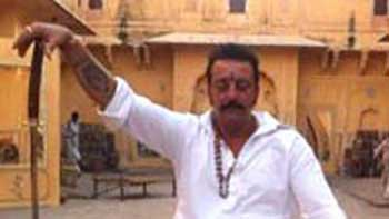 Sanjay Dutt to Use His Own Samurai Sword in 'Sher'!