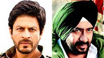 Shah Rukh Khan Doesn't Want To Ask Ajay Devgn To Postpone 'Son Of Sardaar'
