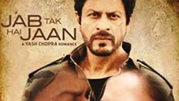 Shahrukh Khan Starrer Yash Chopra's Upcoming Film Finally Titled As 'Jab Tak Hai Jaan'