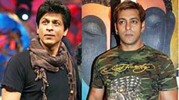 Shahrukh - Salman to be Seen Together-How True?