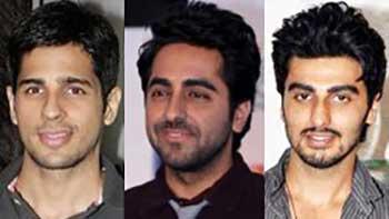 Siddharth Beats Ayushman and Arjun on FB