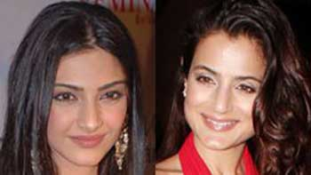 Sonam Kapoor Is The One To Suggest Ameesha Patel For 'Race 2'.