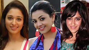 South beauties are all set to rock the Bollywood screen
