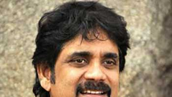 South Superstar Nagarjuna Attends the Launch of Dhoni's Biking Team