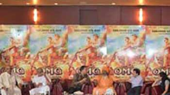 Special Screening Of 'OMG Oh My God!' Conducted for Spiritual Leaders