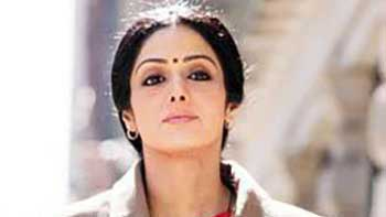 Sridevi Plays an Insecure Woman in 'English Vinglish'