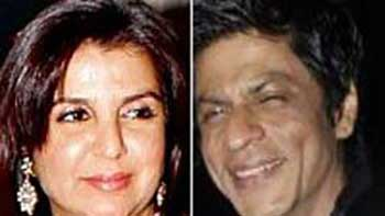 SRK and Farah Khan to Co-Produce 'Happy New Year'