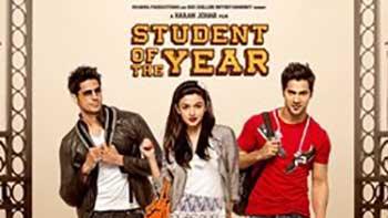 'Student Of The Year' 1st Monday Box Office Collection