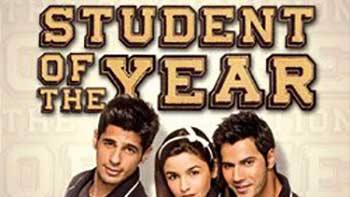 'Student Of The Year' 2nd Day Box Office Collection