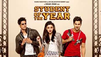 'Student Of The Year' First Day Box Office Collection