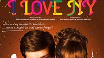 Sunny and Kangana Reveals about 'I Love NY'