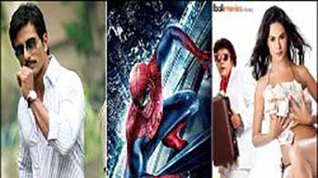 'The Amazing Spider-Man' Passes, ' Maximum' & ' Daal Mein Kuch Kaala Hai ' Fail at Box Office