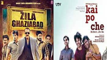 The Third Day Box office collection for Kai Po Che and Zila Ghaziabad