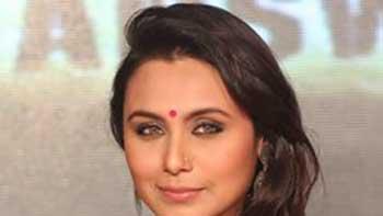 Women Directors Better Than Male Directors: Says Rani Mukherji.