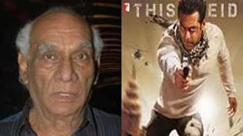 Yash Chopra Shows Unhappiness Over 'Ek Tha Tiger' Ticket Rate Hike-Wants it to be Reduced