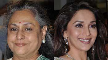 Jaya Bachchan and Madhuri Dixit to be laureled with Lacchu Maharaj Award