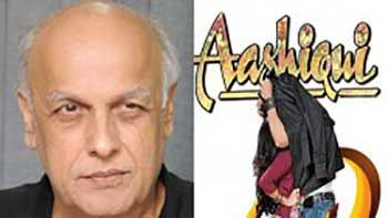 Mahesh Bhatt's voice in 'Aashiqui 2'