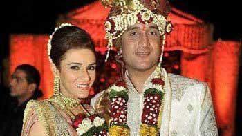 Raageshwari gets married to London-based barrister