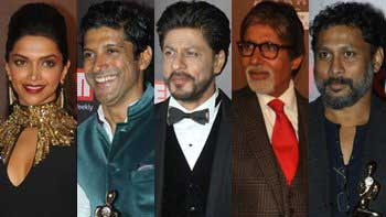 A Glimpse at Winners of Life OK Screen Awards 2014!