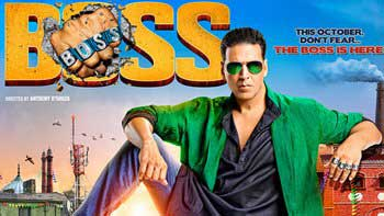 A Masala Party Anthem from \'Boss\' Unveils!