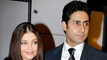 Abhishek Bachchan and Aishwarya Rai to co-host an event with Sharon Stone