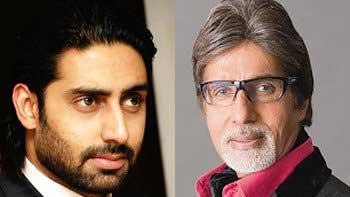 Abhishek Bachchan to produce Amitabh Bachchan\'s next film