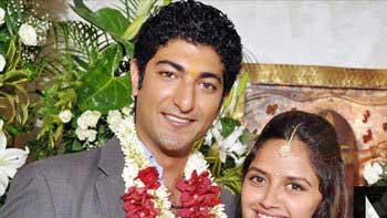 Ahana Deol\'s wedding ceremony in Delhi on February 2