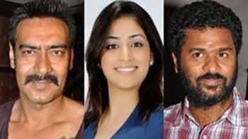 Ajay Devgn and Yami Gautam to star in Prabhu Deva\'s next