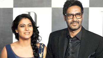Ajay Devgn, Kajol to remodel their Juhu home for kids