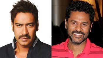Ajay Devgn to render double role in Prabhu Deva\'s next