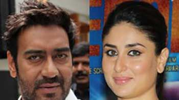 Ajay-Kareena once again to hit the silver screen together