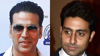 Akshay Kumar, Abhishek Bachchan to star in 'Housefull 3'