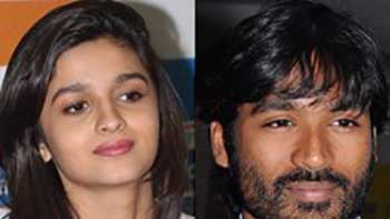 Alia Bhatt not to star opposite Dhanush in K. V. Anand\'s next