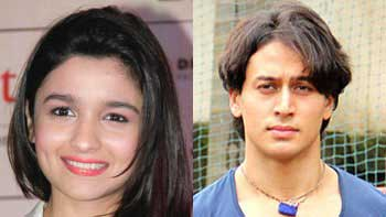 Alia Bhatt, Tiger Shroff to star together in Sajid Nadiadwala\'s next?