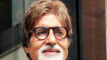 Amitabh Bachchan finishes the shooting for his TV show