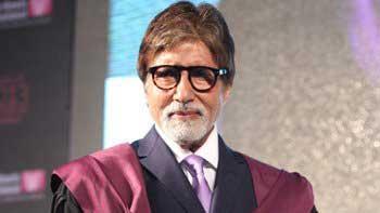 Amitabh Bachchan honoured with Maestro Award