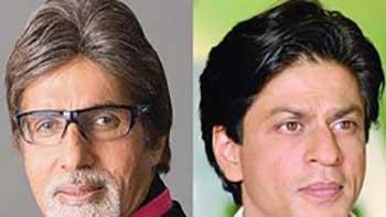 Amitabh Bachchan - Shahrukh Khan to act together again?