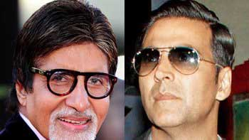 Amitabh Bachchan to present Akshay Kumar in \'Boss\'