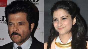 Anil Kapoor\'s younger daughter to launch online chat show