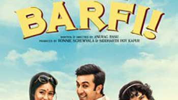 Another feather in 'Barfi!' s cap