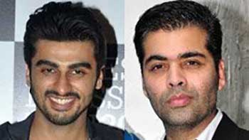Arjun Kapoor again wins jackpot from Karan Johar