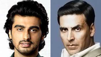 Arjun Kapoor and Akshay Kumar team up for Karan Johar\'s \'Gutka\'