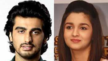 Arjun Kapoor teaches Hindi to Alia Bhatt